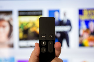 Voice dictation coming to Apple TV, you'll be able to speak your username and password