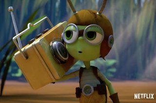 Netflix made a kid show about bugs completely based on Beatles music