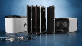 Alcatel will ship its Idol 4S with packaging that doubles as a VR headset