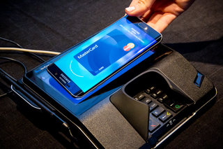 Samsung Pay coming to UK 'very soon', to coincide with Galaxy S7 launch