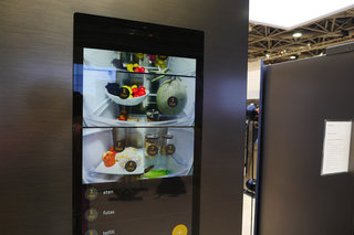 samsung is launching a wi fi and touchscreen toting fridge in the uk yep a refrigerator with wi fi image 5