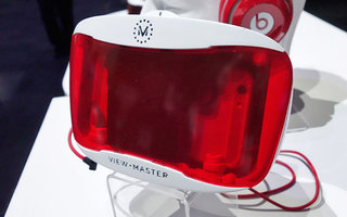 Mattel View-Master 2.0 takes Google Cardboard VR to another level