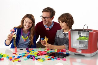Mattel brought back ThingMaker as a 3D printer for kids to make toys