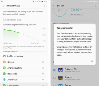 samsung galaxy s7 edge screenshots image 2