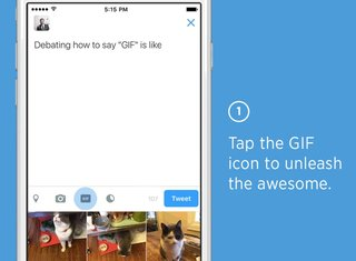 Yaaas! Twitter finally adds a GIF button: Here's how it works