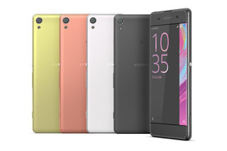 sony stokes sub flagship smartphone selection with new xperia x series image 2