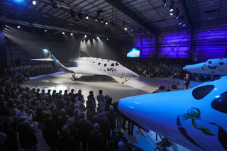 VSS Unity explained: Here's the scoop on Virgin Galactic's new SpaceShipTwo