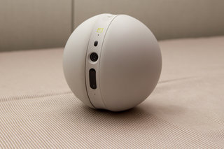 LG Rolling Bot is a smartphone-controlled ball of fun with frikkin' laser beams