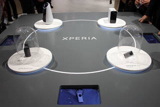 Sony Xperia Eye, Projector, Agent: Concept visions of a connected future