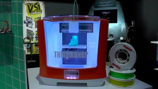 Mattel ThingMaker preview: 3D printing for the Minecraft generation