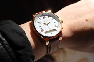 These are the new Guess Connect watches and they are amazing