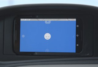 This Honda car uses a phone and app to offer Android Auto-like experience