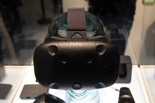 HTC Vive Consumer Edition: Eyes-on the final hardware