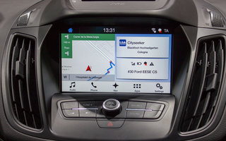 Ford Sync 3 preview: Apple CarPlay, Android Auto complete solution