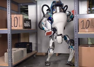 Boston Dynamics' new Atlas humanoid bot looks ready to take over the world