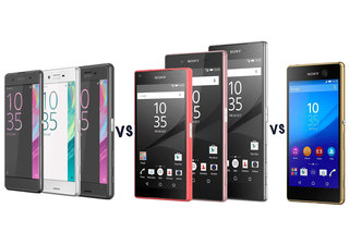 Sony Xperia X vs Xperia Z vs Xperia M: What's the difference?