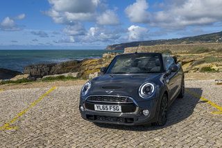 Mini Cooper Convertible (2016) first drive: Topless fun