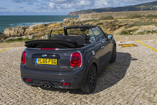 mini cooper convertible 2016 first drive image 2