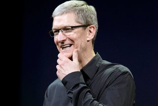 Tim Cook on Apple Car: 'It's going to be Christmas Eve for a while'