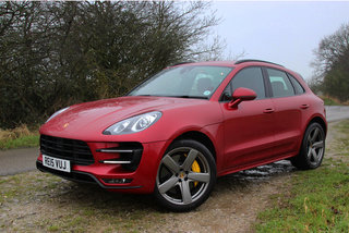 porsche macan turbo review image 2