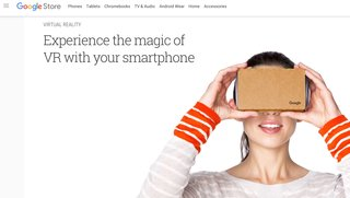 google now sells cardboard vr viewer directly through its online store image 2