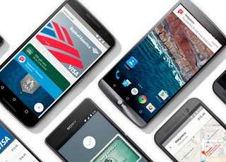 Google will finally roll out Android Pay in the UK this month