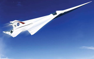 Nasa funding quiet supersonic jet, a friendly Concorde for everyone