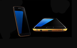 24K gold Samsung Galaxy S7 and S7 edge aren't as pricey as you'd expect