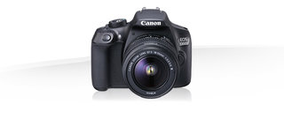 Canon EOS 1300D brings Wi-Fi to the entry-level DSLR