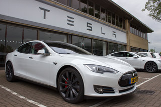 Tesla Model S race incoming: Electric GT World Series, here to shock