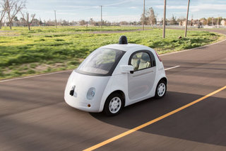 Autonomous cars to hit UK roads in 2017, says government