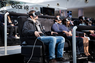 Samsung: Gear VR is just the beginning, future virtual reality headsets planned