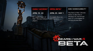 you could be playing gears of war 4 earlier than you thought image 2