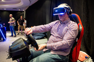 Sony PlayStation VR headset release date revealed with 50 launch games