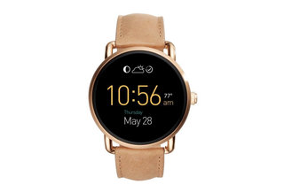 Fossil's connected device lineup adds two Android Wear watches and more