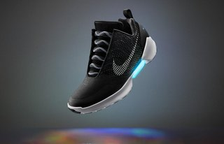 Nike is teasing new trainers that self-lace like those Back to the Future kicks