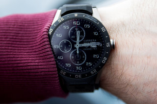 Tag Heuer Connected review: Android Wear gets its luxury tag
