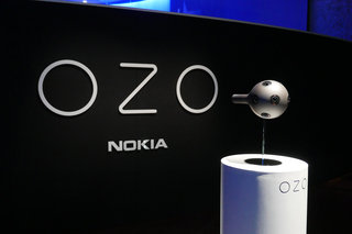Nokia Ozo will cost €55,000: Pro-spec VR capture doesn't come cheap