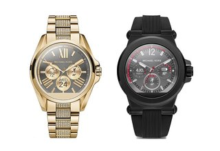 Michael Kors smartwatches announced, as Fossil wearable onslaught continues