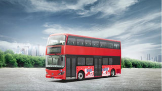 Electric double-decker buses with 180-mile range hit London next month