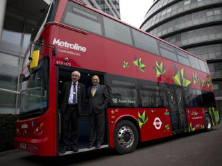 electric double decker buses with 180 mile range hit london next month image 2
