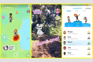 Best tech easter eggs Hidden features in Snapchat Facebook and more image 5