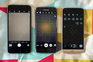 iPhone 6S Plus vs SGS7 edge vs LG G5: Which is best at taking photos?