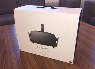 The first Oculus Rift has shipped, deliveries start 28 March