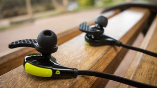 Cut the cord for quality and convenience with MMove Bluetooth Earbuds
