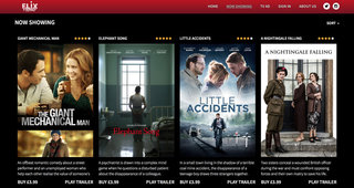 Flix Premiere brings movies into the home instead of the cinema
