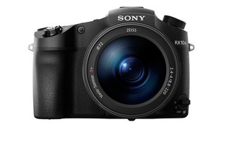 Sony Cyber-shot RX10 III superzoom boasts 24-600mm zoom and 1-inch sensor size