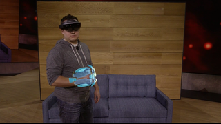 Microsoft HoloLens may not reach consumers for a while, it has a hot issue to deal with