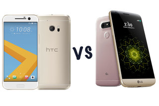HTC 10 vs LG G5: Which is better?