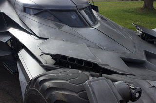 riding shotgun with batman we've driven in the batmobile image 12